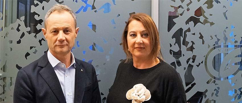 Claudio e Michela Capecchi